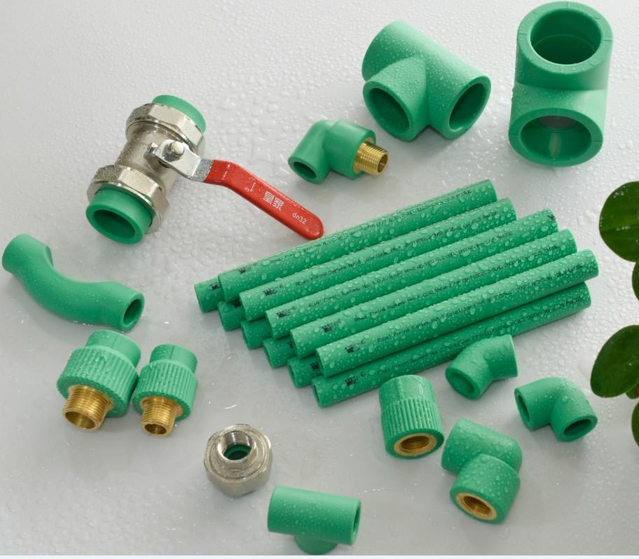 进口品牌 加拿大皇家 管堵 ppr水管配件 管件